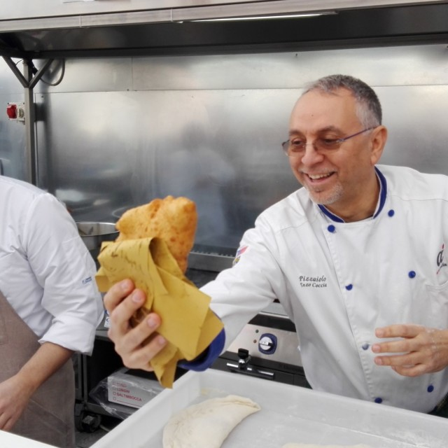 Gino Sorblillo ed Enzo Coccia